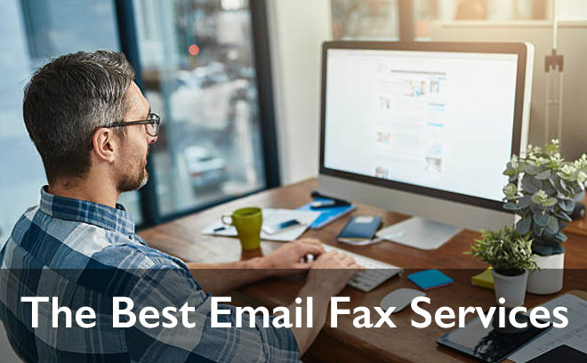 the best email fax services