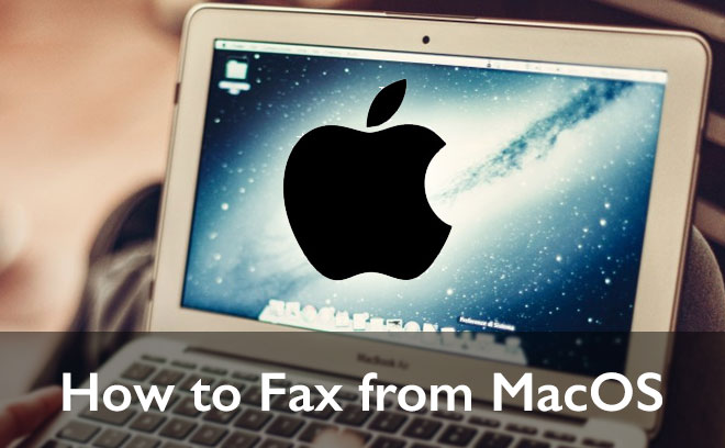 fax from mac