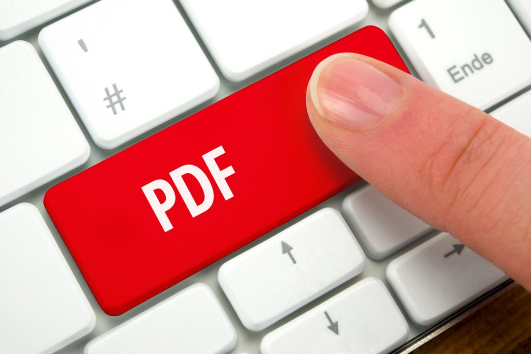 convert pdf to fax