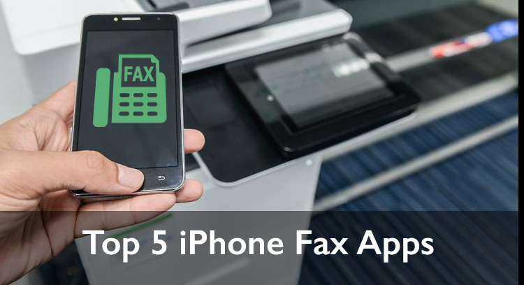 best fax apps for iphone